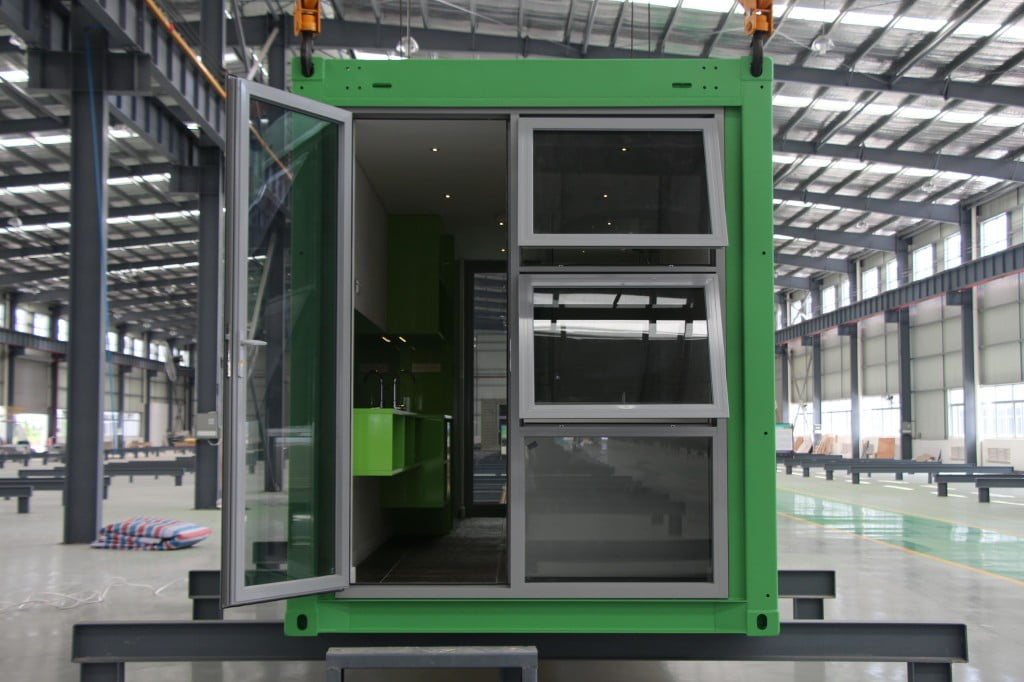 Standard Container Module for Mining Accommodation