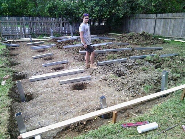 Build a granny flat sydney Day3