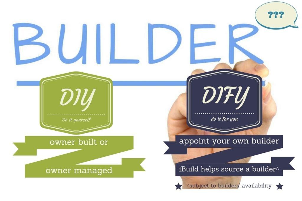 home builders who to build owner builder vs licensed builder