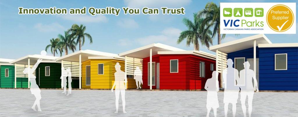 iBuild Park Cabins - VicParks Preferred Supplier
