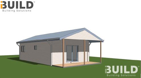 Kit Homes Griffith - custom Avila