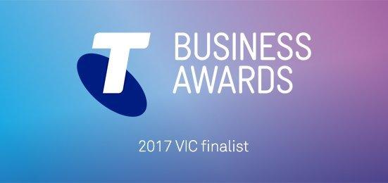 2017 VIC finalist - iBuild Telstra Business Awards