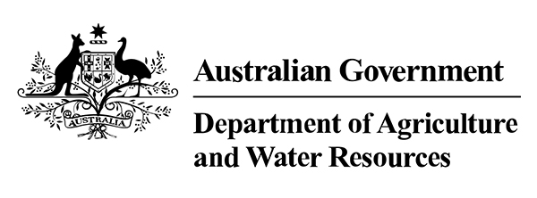 Department of Agriculture and Water Resources Logo