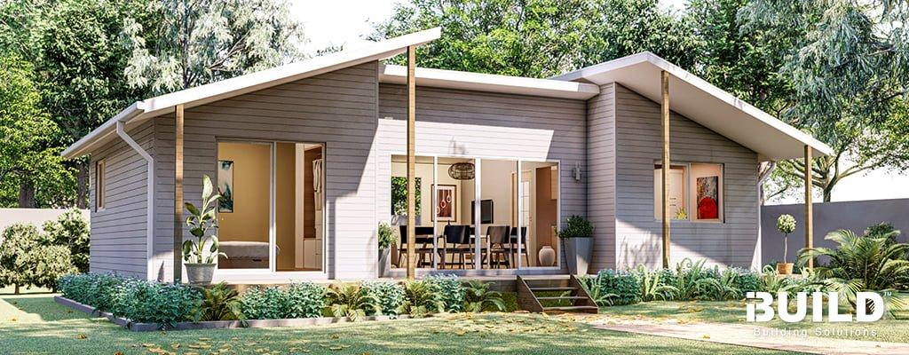 Kit Homes Melrose Dream